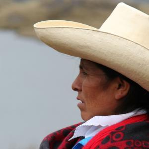 Máxima Acuña, 2016 Goldman Prize Recipient
