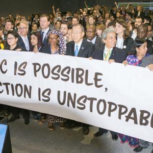 Despedida de la sociedad civil al Secretario General de la ONU, Ban Ki-moon