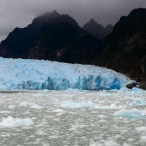 Glaciar San Rafael,