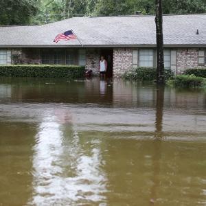 Harvey caused catastrophic flooding in Houston
