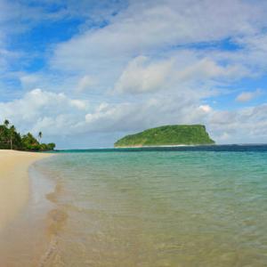 Playa Lalomanu, Samoa