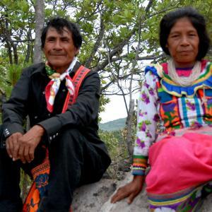 Indígenas de Nayarit, México. Crédito: Gustavo Danemann.