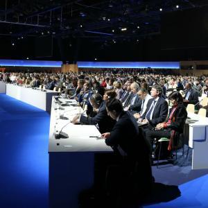 Negociaciones climáticas de París