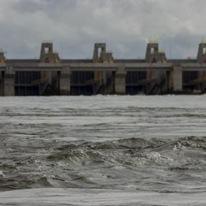 Power station of the Belo Monte Dam