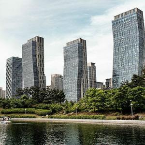 Songdo, Corea, sede del Fondo Verde del Clima.