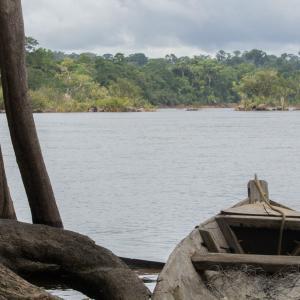 The Xingú River, Brazil