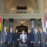 Current members of the IACHR.