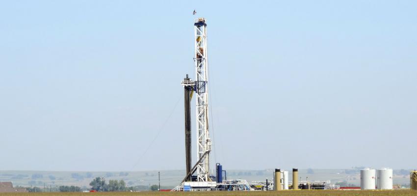Operación de fracking
