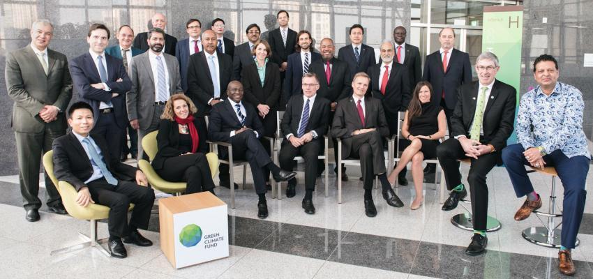Junta Directiva del Fondo Verde del Clima
