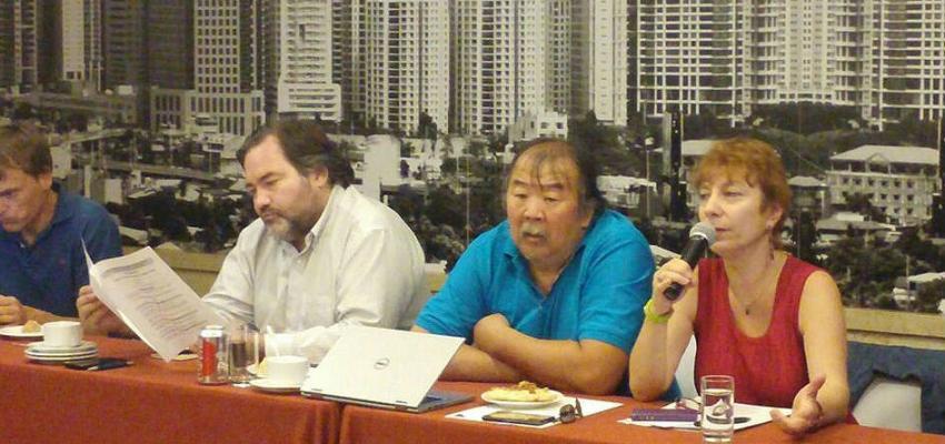 Expertos del Grupo de Trabajo sobre Empresas y Derechos de la ONU en México