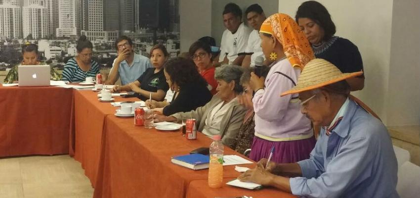 Reunión entre sociedad civil y el Grupo de Trabajo de la ONU en Guadalajara, México
